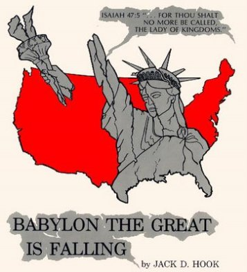 Image result for America is at the core of the world's problems, America is Babylon the Great